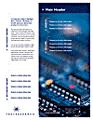 Datasheet (closeup)