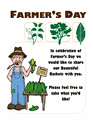 Farmers Day Flyer
