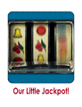 Birth Announcement (jackpot Design)