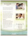Flyer (health Modern Design, Portrait)