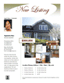 New Listing Flyer (luxury, Photo Collage)