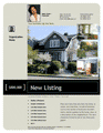 New Listing Flyer (premier, Design 2, Mult. Photos)