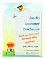 Summer Barbeque Flyer